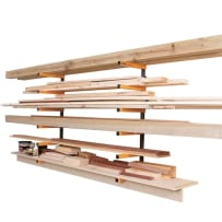 TRITON 780131 WRA001 WOOD RACK STORAGE SYSTEM