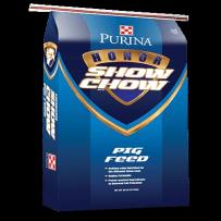 PURINA FEED 3003819-206 50LB HONOR SHOW CHOW SHOWPIG 809