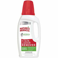 NATURES MIRACLE 510860 DOG STAIN AND ODOR REMOVER