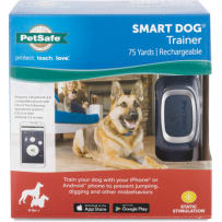 PETSAFE ELECTRONICS 536288 SMART DOG TRAINER