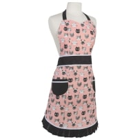 NOW DESIGNS 605889 CATS MEOW BETTY APRON