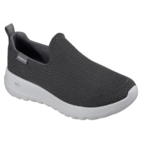 SKECHERS 54609-CHAR MENS GOWALK MAX CENTRIC CHARCOAL SIZE 10.5