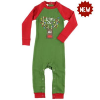LAZY ONE US394 LIGHTS OUT UNIONSUIT 12 MONTH