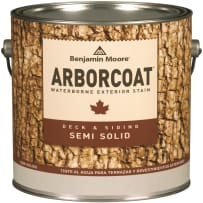 BENJAMIN MOORE 639 06 GL ARBORCOAT SEMI-SOLID 06 GALLON