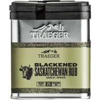 TRAEGERGRILLS SPC178 BLACKENED SASKATCHEWAN RUB 8.25 OZ