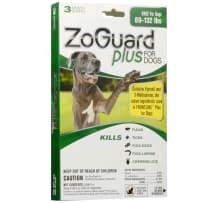 ZOGUARD 699791 ZOGUARD PLUS FOR DOGS 89-132 LBS