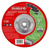 FREUD DBD070250B01C DIABLO 7 INCH MASONRY GRINDING DISC TYPE 27 HUB