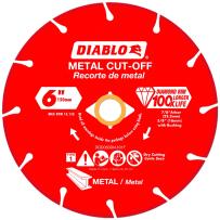FREUD DDD060DIA101F DIABLO 6 INCH DIAMOND METAL CUT-OFF BLADE