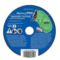 FREUD PBD040063101C AVANTI PRO 4 INCH X 1/16 INCH MASONRY CUT-OFF