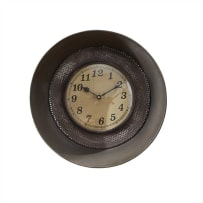 PARK DESIGNS 21-467 WALL CLOCK SIFTER