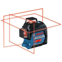 BOSCH GLL3-300 360  DEGREE THREE-PLANE LEVELING AND ALIGNMENT-LINE LAZER