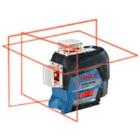 BOSCH GLL3-330C 360 DEGREE CONNECTED THREE-PLANE LEVELING AND ALIGNMENT-LINE LAZER