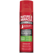 NATURES MIRACLE 511015 ADVANCED STAIN AND ODOR ELIMINATOR FOAM