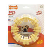 NYLABONE 491174 DURA CHEW TEXTURED SOUP RING
