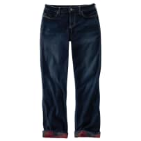 CARHARTT 102729-474 LADIES 8 SHORT BLAINE LINED JEAN