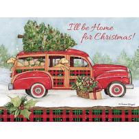 LANG 2004041 HOME FOR CHRISTMAS CLASSIC CHRISTMAS CARDS