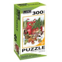 LANG 5040116 SANTAS TRUCK 300 PIECE PUZZLE