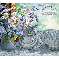 LANG 19991001926 LOVE OF CATS 2019 CALENDAR