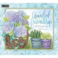 LANG 19991002005 ABUNDANT FRIENDSHIP 2019 CALENDAR