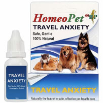 HOMEO PET 606657 TRAVEL ANXIETY RELIEF DROPS 15 ML