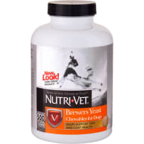 NUTRI-VET 061704 BREWERS YEAST WITH GARLIC