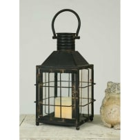 COLONIAL TIN WORKS 400029 RAILROAD LANTERN MEDIUM