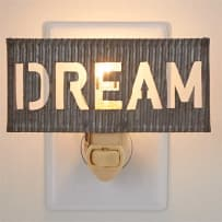 PARK DESIGNS 25-065 DREAM NIGHT LIGHT