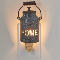 PARK DESIGNS 25-071 HOME CANISTER NIGHT LIGHT