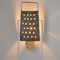 PARK DESIGNS 25-070 GRATER NIGHT LIGHT