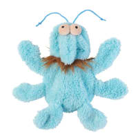 FUZZYARD FZ647 SCRATCHMO BLUE FLEA DOG TOY
