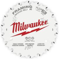 MILWAUKEE 48-41-0620 CIRCULAR SAW FRAMING BLADE 6-1/2 INCH 24T