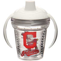 TERVIS    1294448 CLEVELAND INDIANS FAN 6 OZ SIPPY CUP