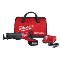 MILWAUKEE 2722-21HD M18 FUEL SUPER SAWZALL RECIPROCATING SAW KIT