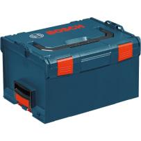 BOSCH L-BOXX-3 10 INCH X 14 INCH X 17-1/2 INCH STACKABLE TOOL STORAGE CASE
