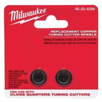 MILWAUKEE 48-22-4266 2 PIECE CLOSE QUARTERS CUTTER REPLACEMENT BLADES