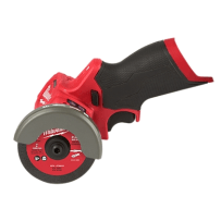 MILWAUKEE 2522-20 M12 FUEL 3 INCH COMPACT CUT OFF TOOL (TOOL ONLY)