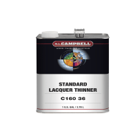 DSI C160-36-GAL GL CAMPBELL LAC/THINNER
