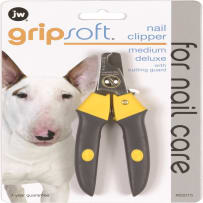 BCI 208364 DELUXE NAIL CLIPPER MED