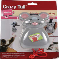 BCI 094211 PET LINKS SPINNING CAT TOY