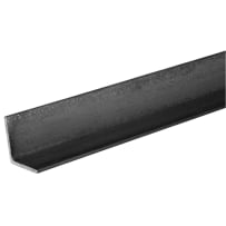 HILLMAN 11697 WELDABLE STEEL ANGLE 1/8 IN. X 1/2 IN. X 3 FT.