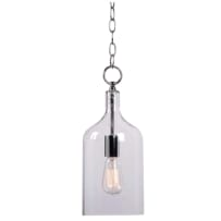 KENROY 91831CLR CAPRI 1 LIGHT MINI PENDANT CHROME
