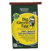 BIG GREEN EGG 390011 LUMP CHARCOAL OAK AND HONEY 20 LB