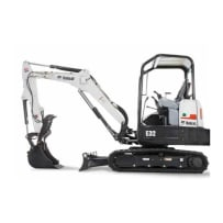Rental Bobcat Mini Excavator E32i