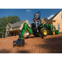 Rental John Deere Backhoe 2320