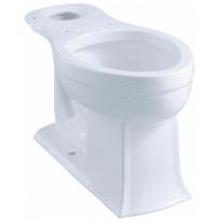 KOHLER K-4356-0 ARCHER COMFORT HEIGHT WHITE ELONGATED BOWL