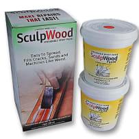 System Three 1610K16 Sculpwood Paste Quart Kit