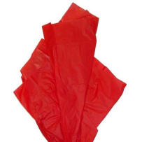 AMSCAN 47286.07 RED SOLID TISSUE PAPER