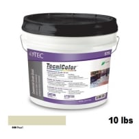 TEC Tecnicolor Ready-To-Use Commercial Grade Grout 10 Lb Pearl