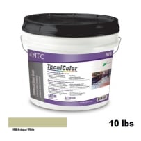 TEC Tecnicolor Ready-To-Use Commercial Grade Grout 10 Lb Antique White