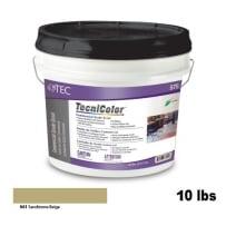 TEC Tecnicolor Ready-To-Use Commercial Grade Grout 10 Lb Sandstn Beige
